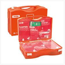 Snøgg førstehjælps kasse