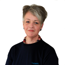 AnneMette Saugmann : Sygeplejerske