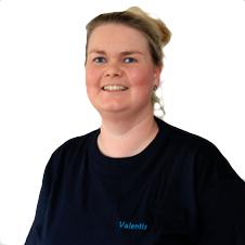 Janne Rygaard : Sygeplejerske/Instruktør