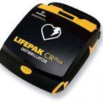 Physio-Control Lifepak CR plus