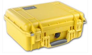 Peli AED udendørs kuffert