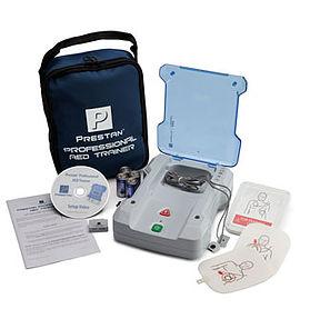 Læs mere om Prestan AED Trainer