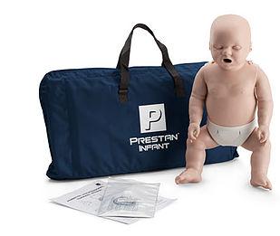Prestan spædbarns dukke
