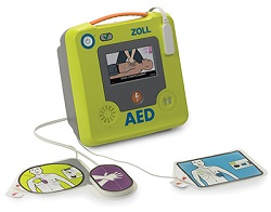 Læs mere om Zoll AED3