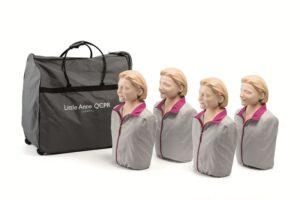 Lille Anne QCPR 4 Pack jpg