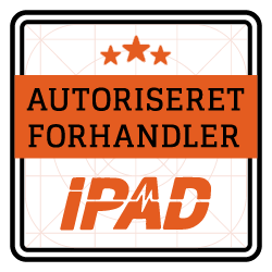 AUTORISERET FORHANDLER - Emblem - IPAD