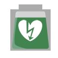 AED HJERTESTARTER
